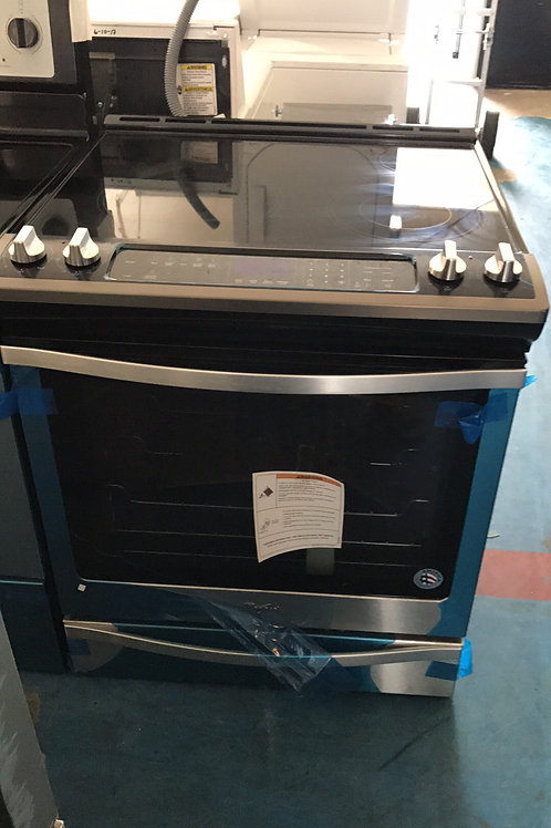 Sctrach And dent new Stainless Stove 1 Year Warran
