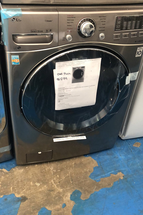 Brand new scratch and dent stackable washer dryer set with 1 year warranty