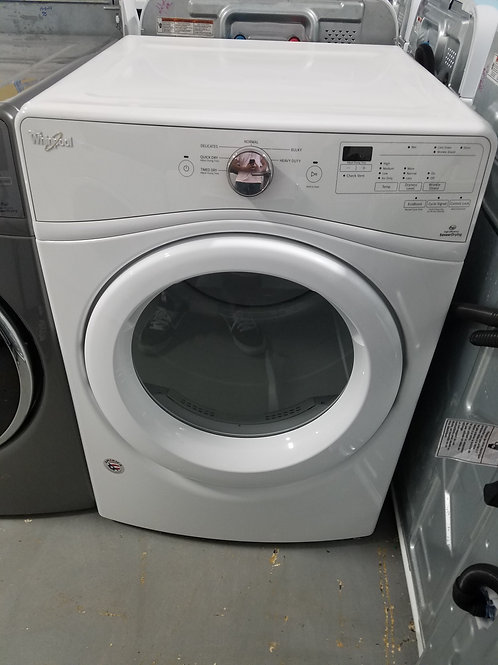 27 inch New Whirlpool Gas Dryer