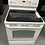 Thumbnail: Ge refurbished electric glass top stove working condition with warranty