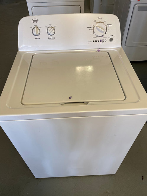AMANA TOP LOAD WASHER WITH WARRANTY