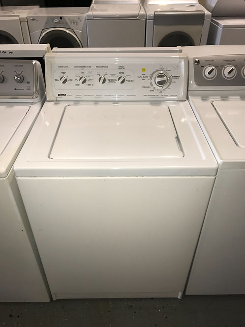 Kenmore Top Load Washer 0058