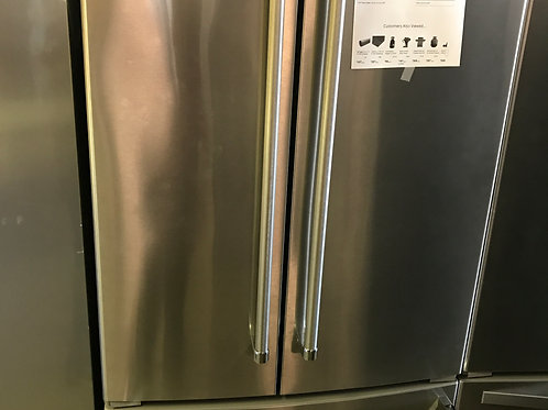 33' Brand New Kitchen Aid Frenchdoor-Stainless