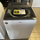 Thumbnail: Whirlpool new open box Top load washer with 1 year Warranty.