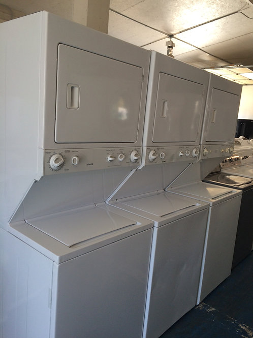 KENMORE STACKABLE WASHER DRYER HAEVY DUTY GREAT WORKING WITH 90 DAYS WARRANTY