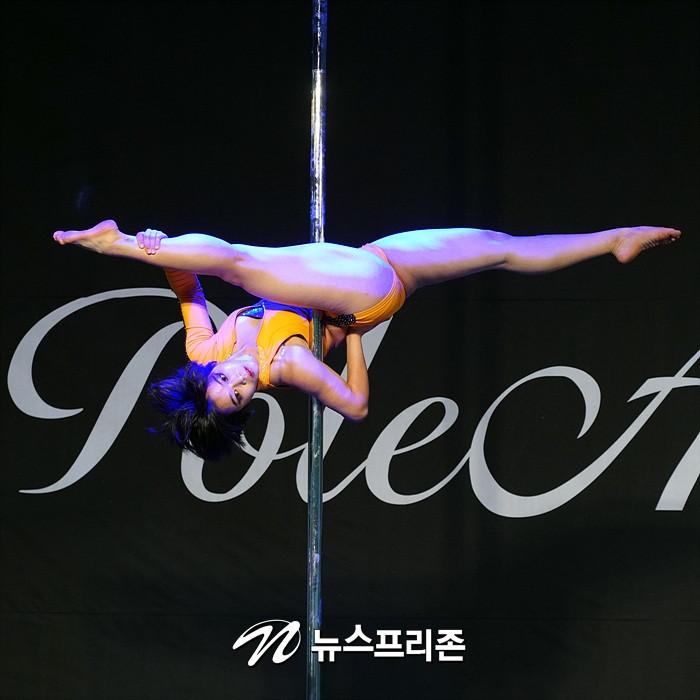 김소연, '힘과 유연성이 동시에'  2018.11.06