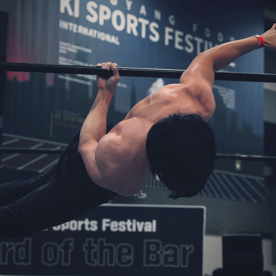 2018 STREET WORKOUT IN SEOUL
