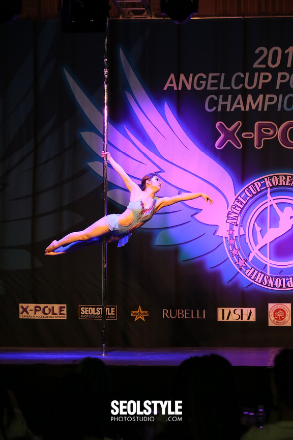 2017 POLE DANCE IN DAEGU
