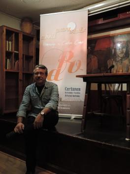 """RECITAL DE ANTONIO FERNÁNDEZ """"NANDE"""" FERRER"""