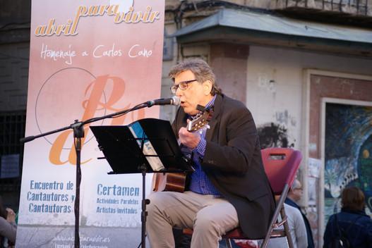 CONCIERTO DE CARLOS ANDREOLI