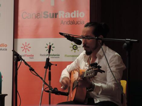 INTERVENCIÓN DE DANIEL D´LIZANKA EN CANAL SUR RADIO