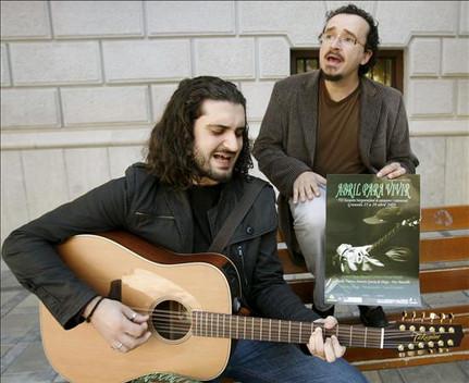 Juan Trova y Fran Fernández