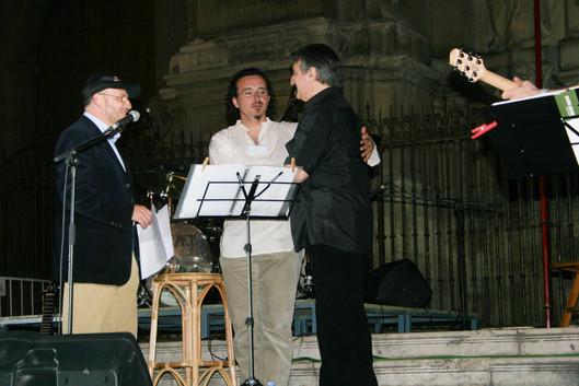 VUELTA A LOS ESCENARIOS DE JOAN BAPTISTA HUMET