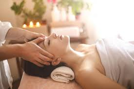 Massaggio Testa