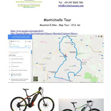 Montichiello Tour