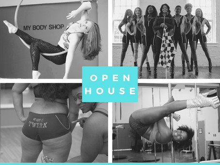 Open House is Coming!