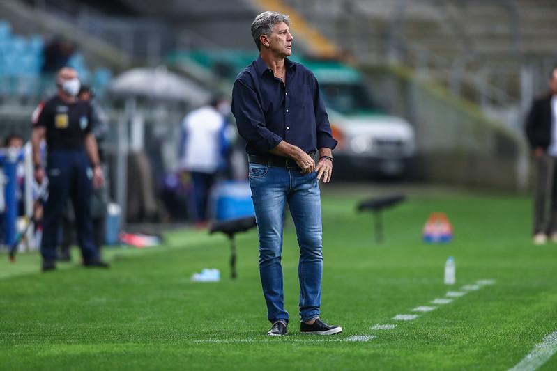 Renato Gaúcho tem 9 desfalques para enfrentar a Católica Foto: Flickr/Grêmio