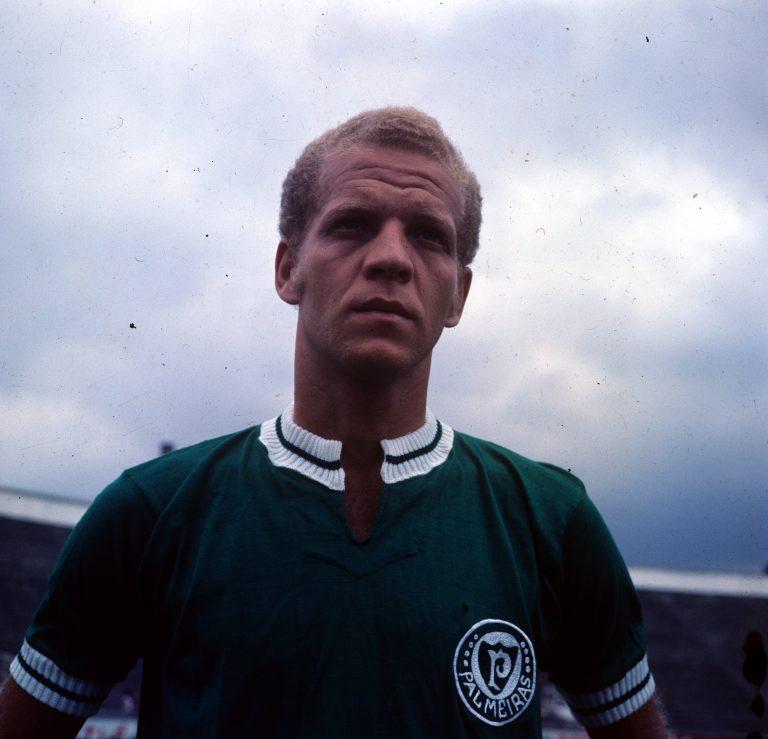 Ademir da Guia é um dos maiores jogadores da história do Palmeiras Foto:Acervo/Folhapress