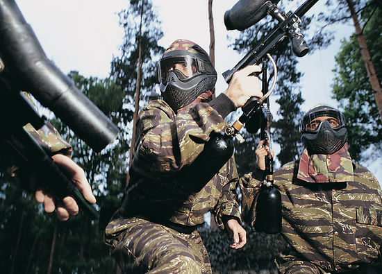 Pistola de Paintball