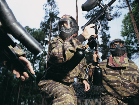 Shooter Paintball
