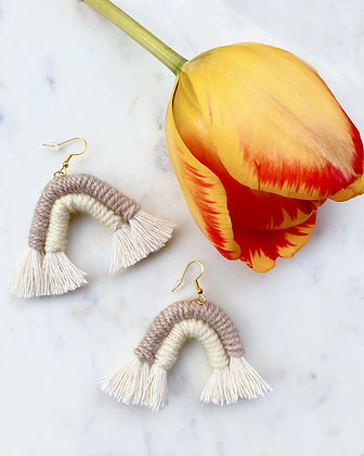 Baby Rainbow Earrings