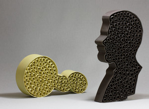 Face to Face, ceramics, Hasan Sahbaz