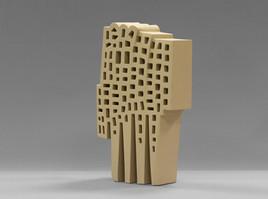 Allegorical Figure - I