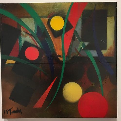 Element Interplay  by C S Tomlin