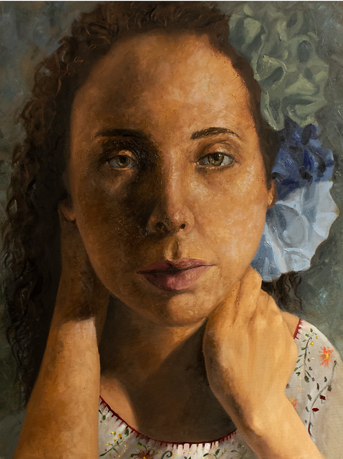 Maria Elena by Frida Cornelio