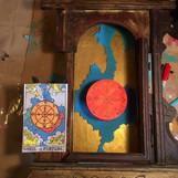Chandra Hall - Wheel of Fortune in progr