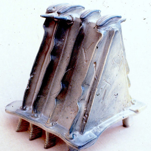 Cone 6 Stoneware Sculpture -1983