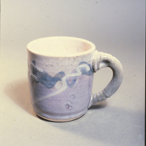 Production-Cone 6 Stwr Mug - 1980