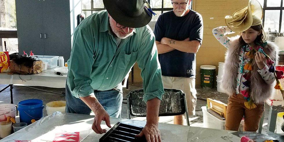 Papermaking 102 Workshop