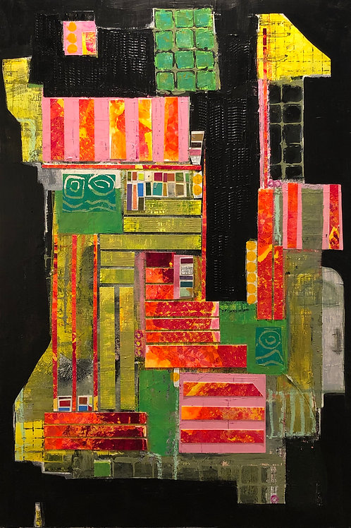 House on Fire by Rebecca  Joskey