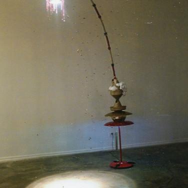 LONG TALL LAMP