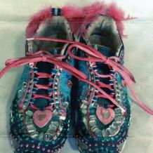 Linda Stilley I Love My Shoes