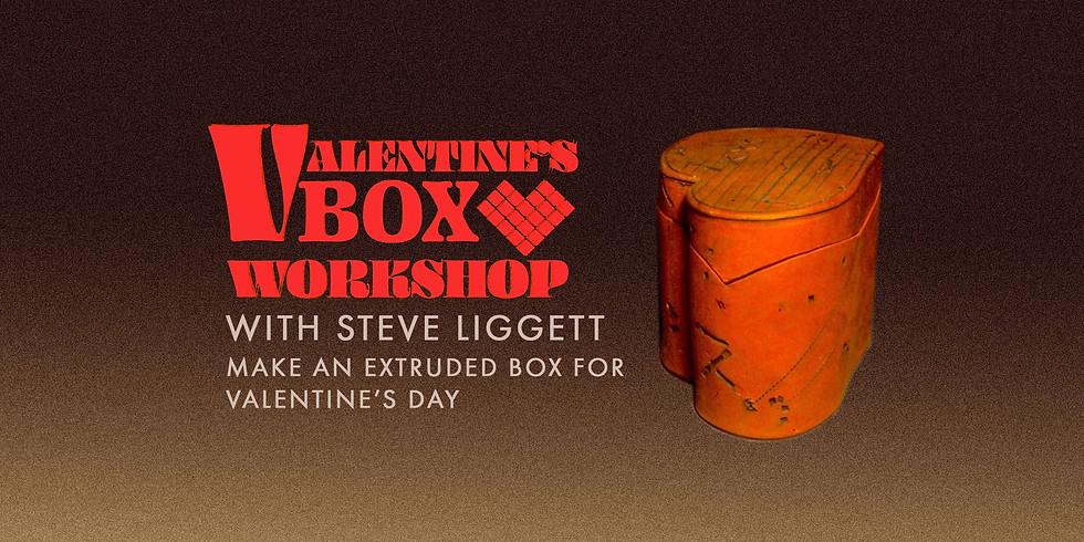 Valentine's Box Workshop (2 Part)
