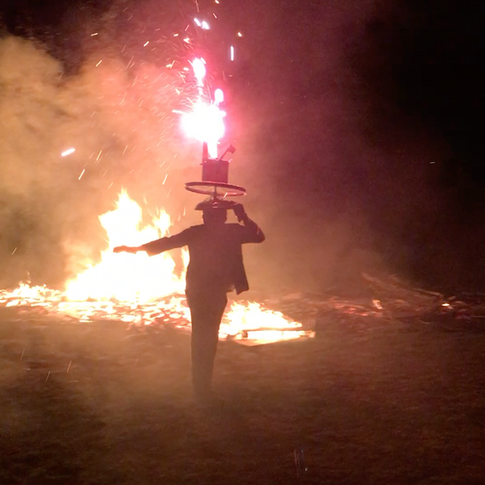 FIRECRACKER HAT DANCE