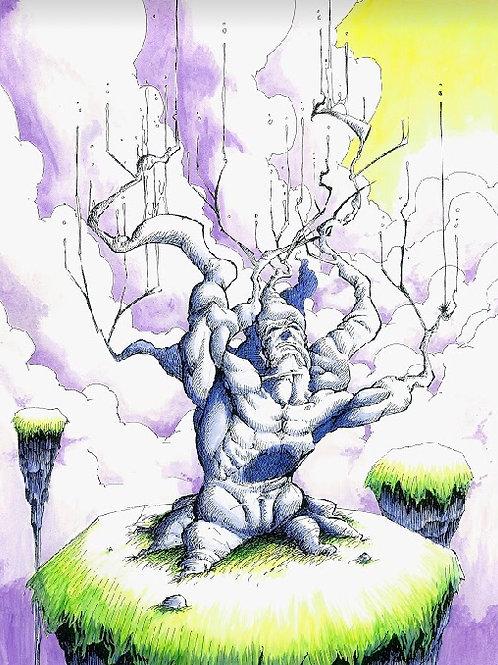 "Zach Raw ""Tree of Life"""