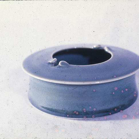 PORCELAIN ASHTRAY -1978