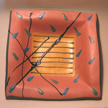 SQUARE PLATTER #2 - MAY 1988