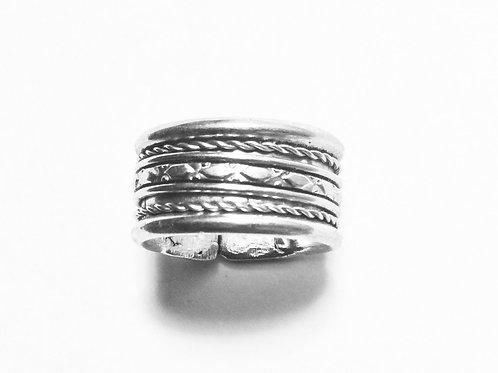 Kashi Cuff Ring 4
