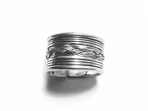 Kashi Cuff Ring 8