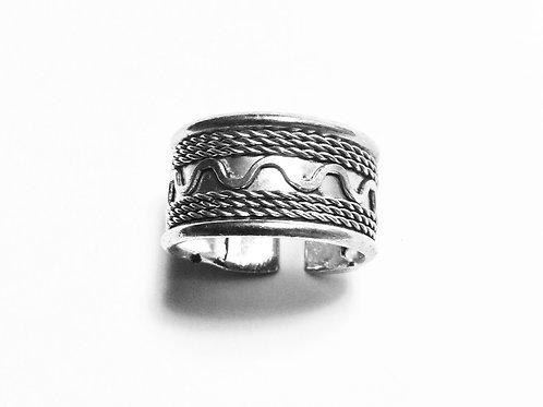 Kashi Cuff Ring 9