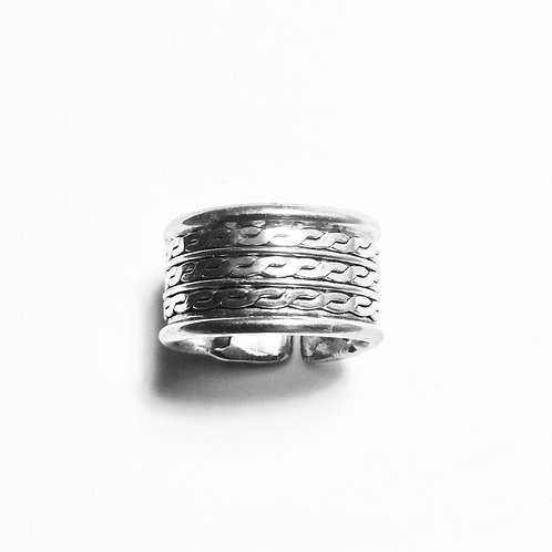 Kashi Cuff Ring 6