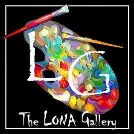 The LONA Gallery Logo