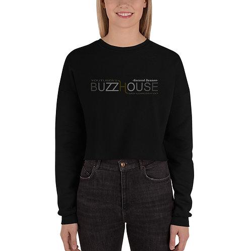 BUZZHOUSE オリジナルレディースクロップトレーナー