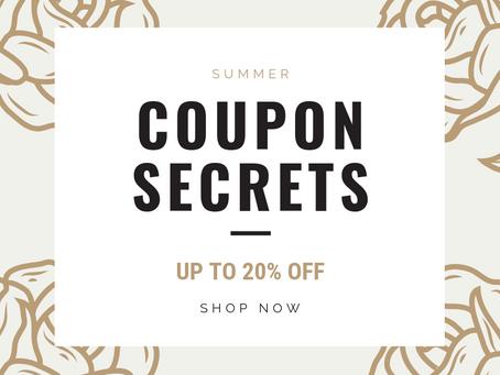 Coupon Secrets