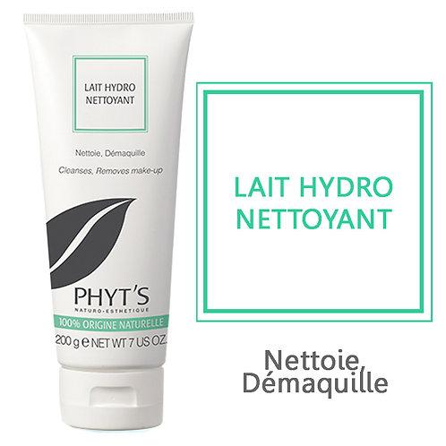 Lait hydro-nettoyant