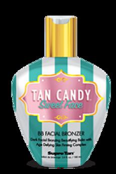 Lotion de bronzage faciale ''Tan Candy''